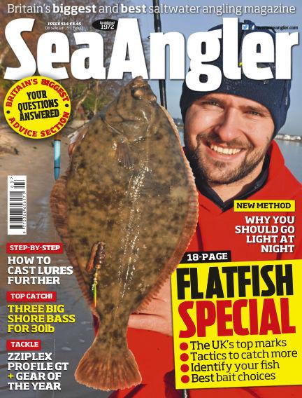 Sea Angler January 15, 2015 00:00