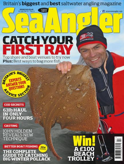 Sea Angler February 12, 2015 00:00
