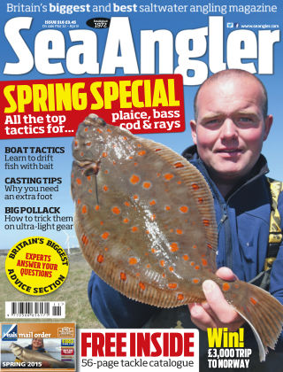 Sea Angler April 8 2015