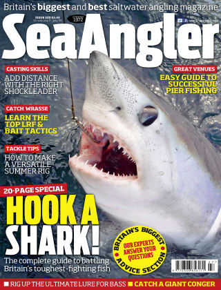 Sea Angler July 29th 2015