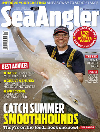 Sea Angler August 26th 2015