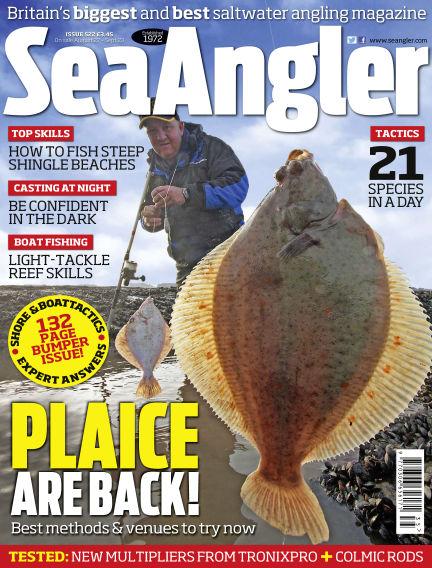 Sea Angler August 27, 2015 00:00