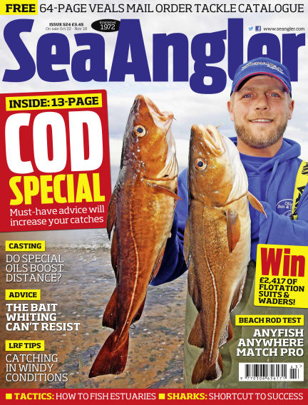 Sea Angler October 22, 2015 00:00