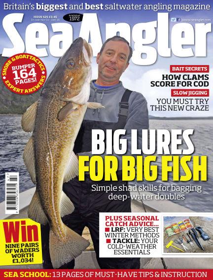 Sea Angler November 19, 2015 00:00