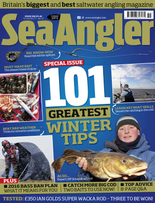 Sea Angler Dec - Jan 2016