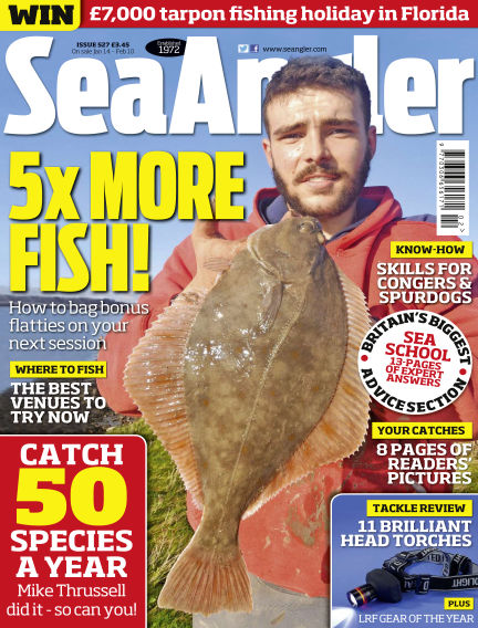 Sea Angler January 14, 2016 00:00