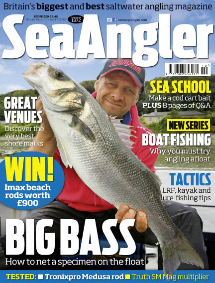 Sea Angler March 10, 2016 00:00