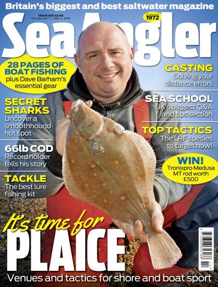 Sea Angler April 07, 2016 00:00