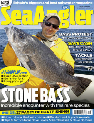 Sea Angler May - Jun 2016