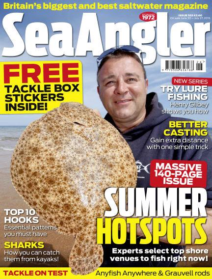 Sea Angler June 30, 2016 00:00