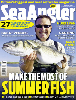 Sea Angler Jul - Aug 2016