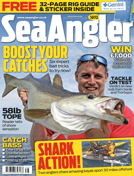 Sea Angler September 22, 2016 00:00