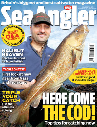 Sea Angler Oct - Nov 2016
