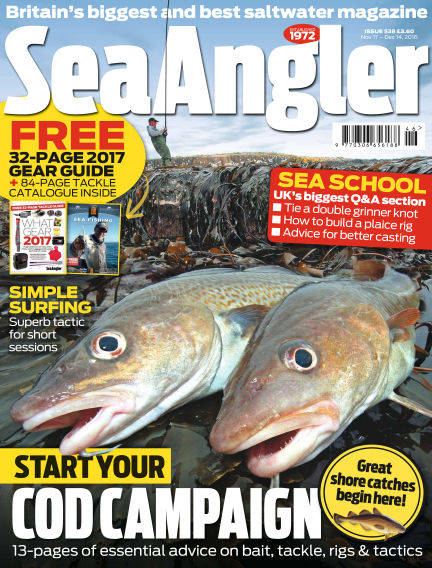 Sea Angler November 17, 2016 00:00