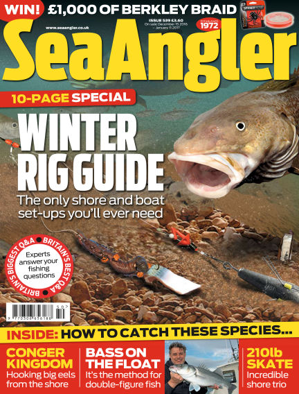 Sea Angler December 15, 2016 00:00