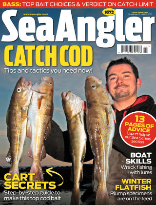Sea Angler January 2017