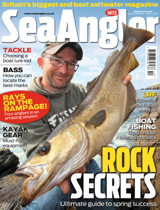 Sea Angler March 2017