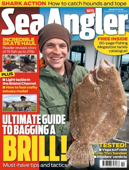 Sea Angler June 01, 2017 00:00