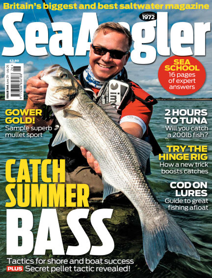 Sea Angler June 29, 2017 00:00