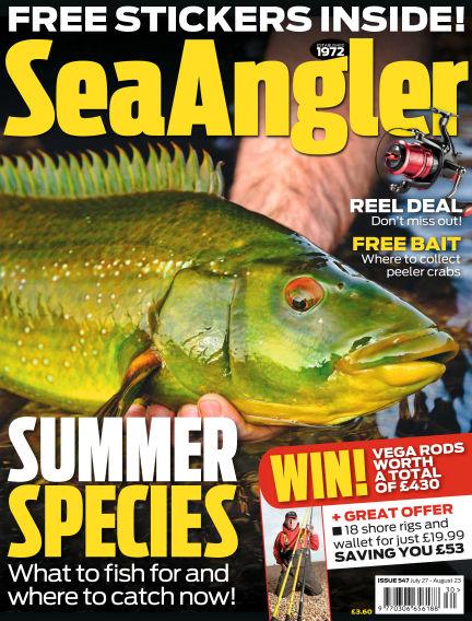 Sea Angler July 27, 2017 00:00