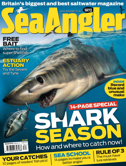 Sea Angler August 24, 2017 00:00