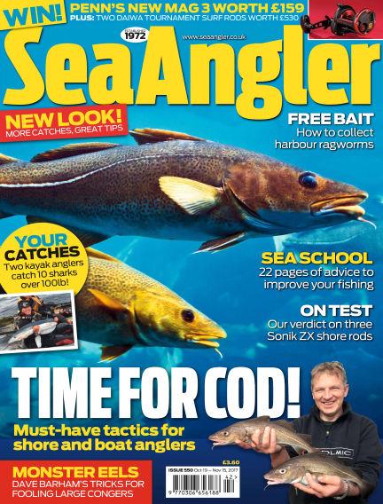 Sea Angler October 19, 2017 00:00