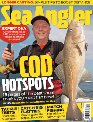 Sea Angler Issue 552