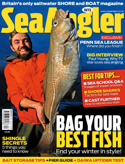 Sea Angler February 08, 2018 00:00