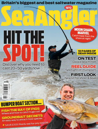 Sea Angler Issue 555
