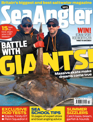 Sea Angler Issue 559