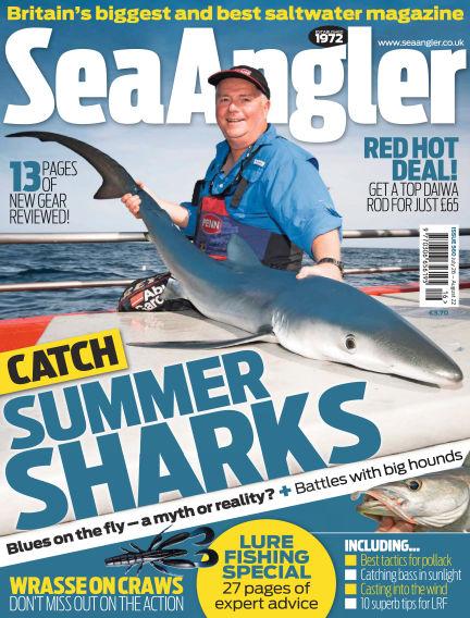 Sea Angler July 26, 2018 00:00