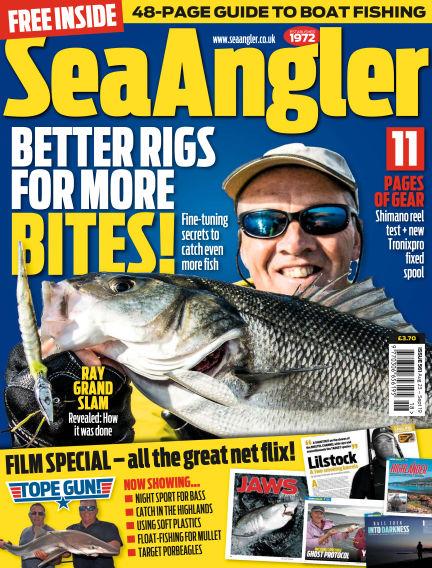 Sea Angler August 23, 2018 00:00