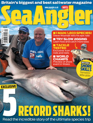 Sea Angler Issue 562