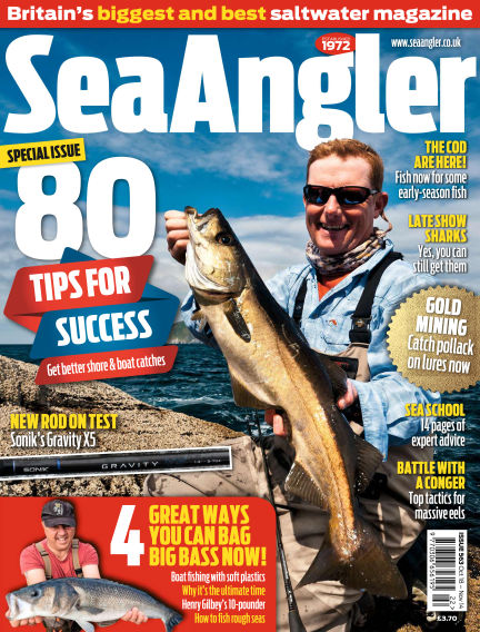 Sea Angler October 18, 2018 00:00