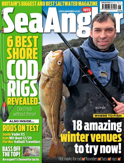 Sea Angler December 13, 2018 00:00
