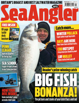 Sea Angler Issue 567
