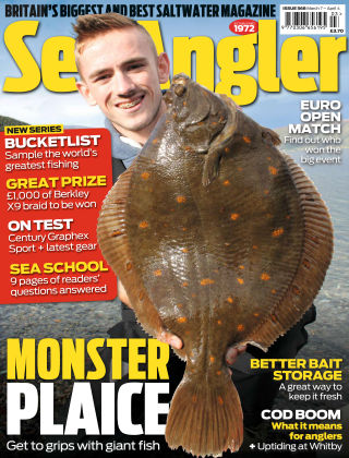 Sea Angler Issue 568