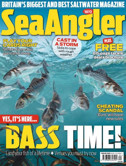 Sea Angler April 04, 2019 00:00