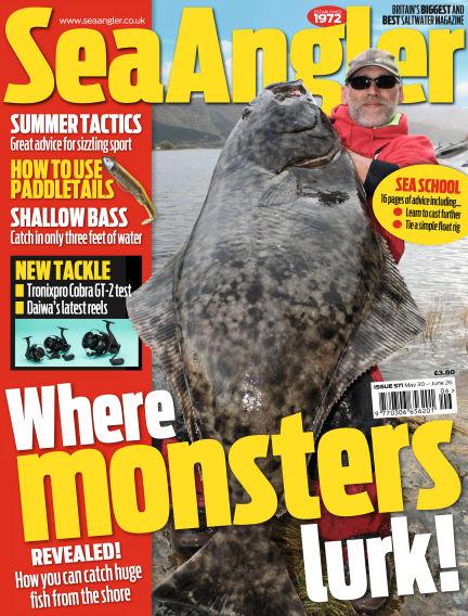 Sea Angler May 30, 2019 00:00