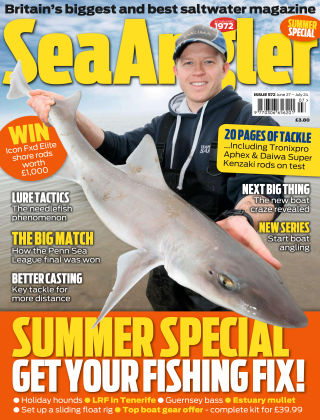 Sea Angler Issue 572