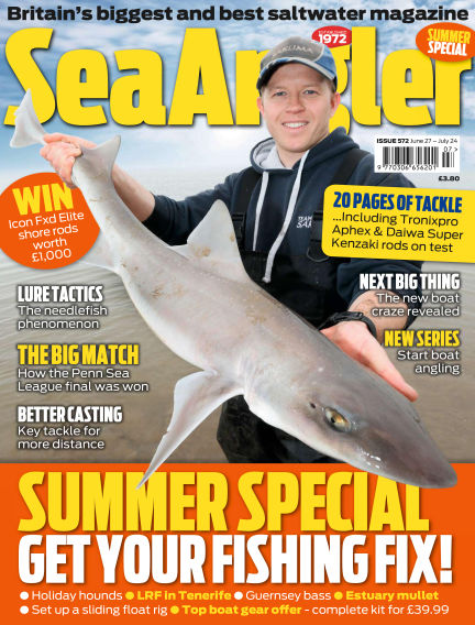 Sea Angler June 27, 2019 00:00