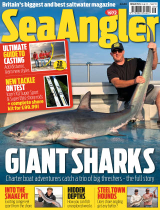 Sea Angler Issue 574