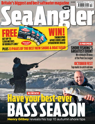 Sea Angler Issue 575