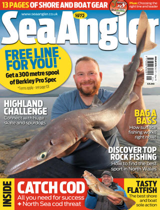 Sea Angler Issue 576
