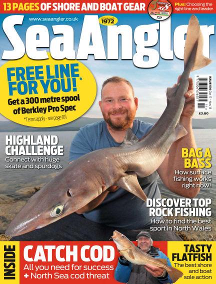 Sea Angler October 17, 2019 00:00