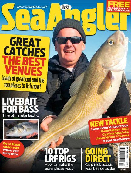Sea Angler November 14, 2019 00:00