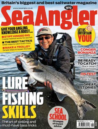 Sea Angler Issue 583