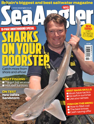 Sea Angler Issue 584