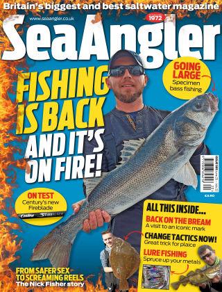 Sea Angler Issue 585