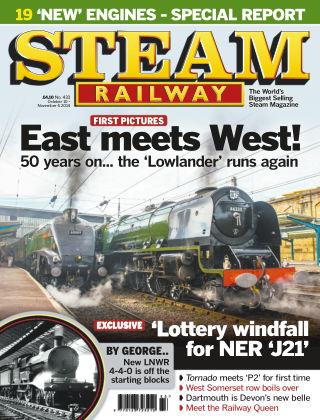 Steam Railway November 2014